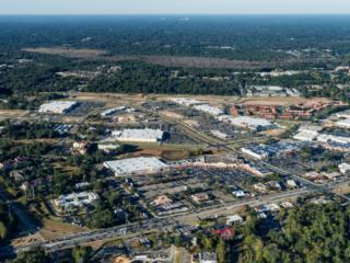 Butler Plaza Aerial