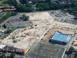 Aerial of Butler Town Center