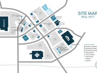 Butler North Site Plan