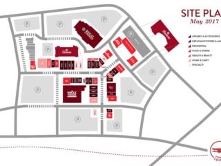 Butler Town Center Site Plan